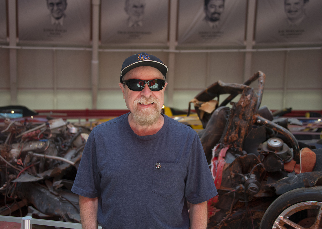 National Corvette Museum >> Blue Oyster Cult Frontman Burns for Corvette – National ...
