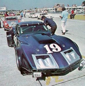 1976 IMSA 12 Hours of Sebring Race