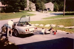 Chris Martini Corvette