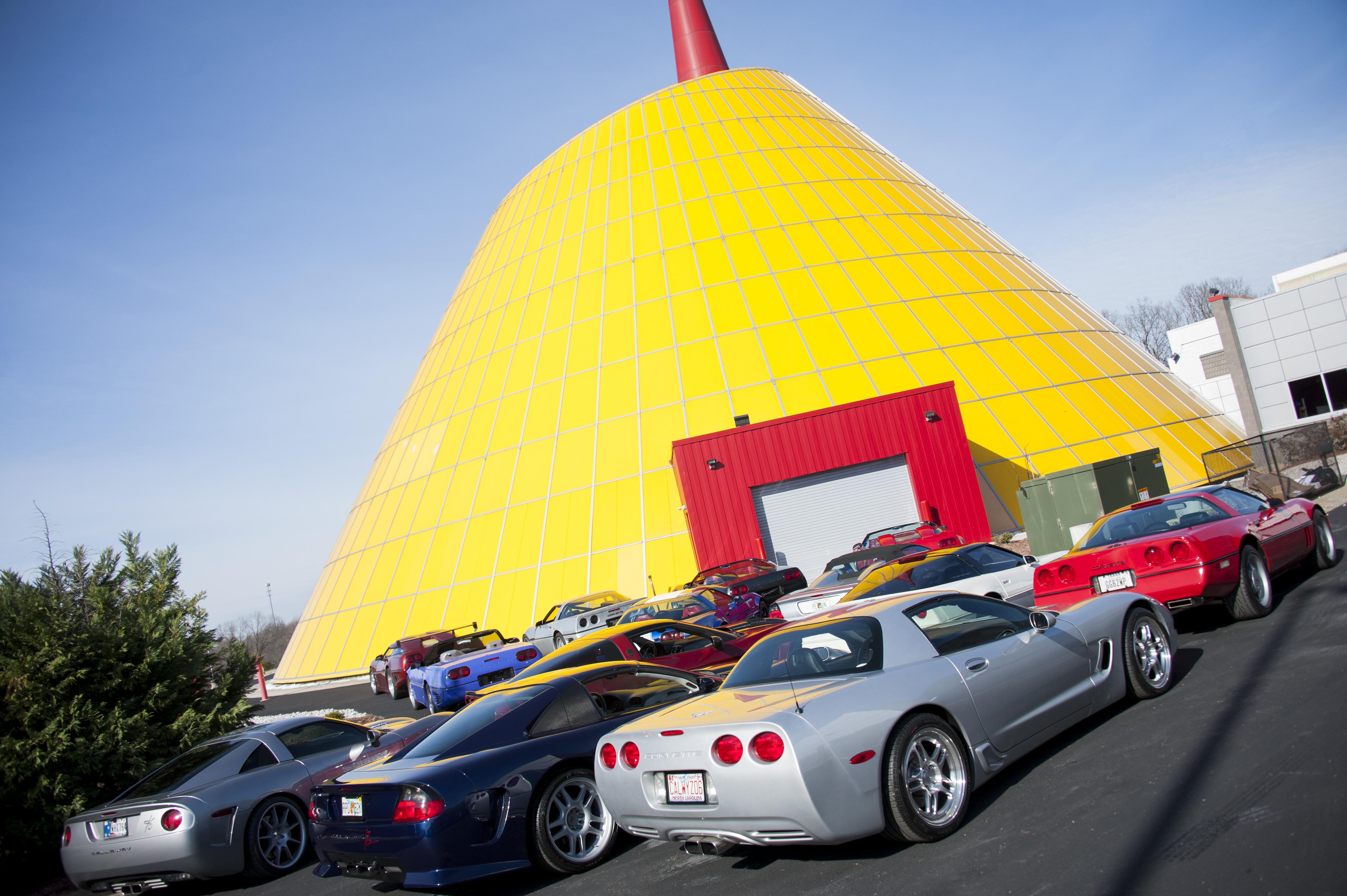 National Corvette Museum >> Exhibit Celebrates 30 Years Of Callaway Corvettes National