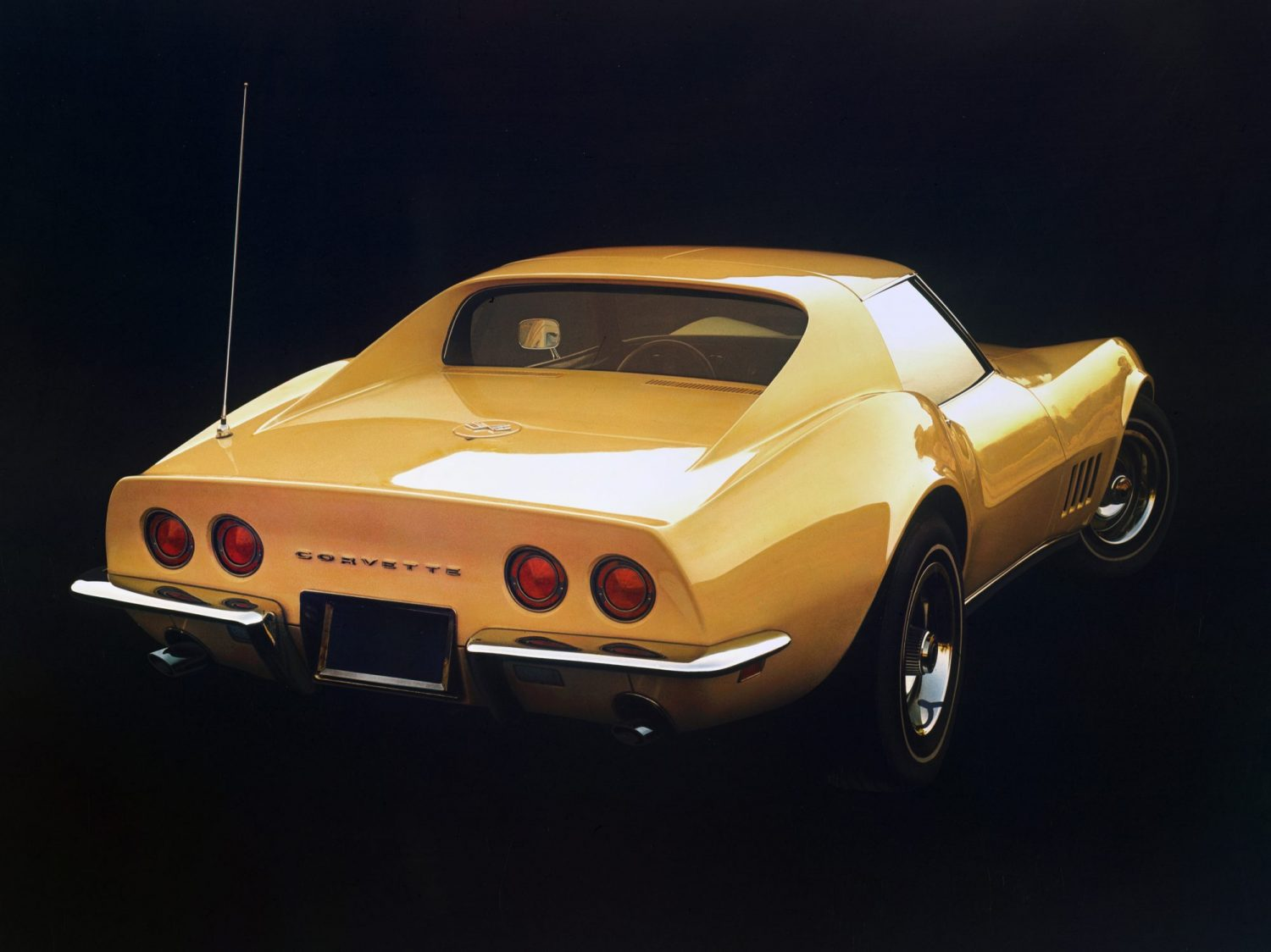 1968 Corvette Specs – National Corvette Museum