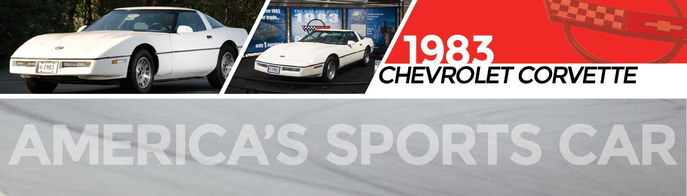 1983 Corvette Specs – National Corvette Museum