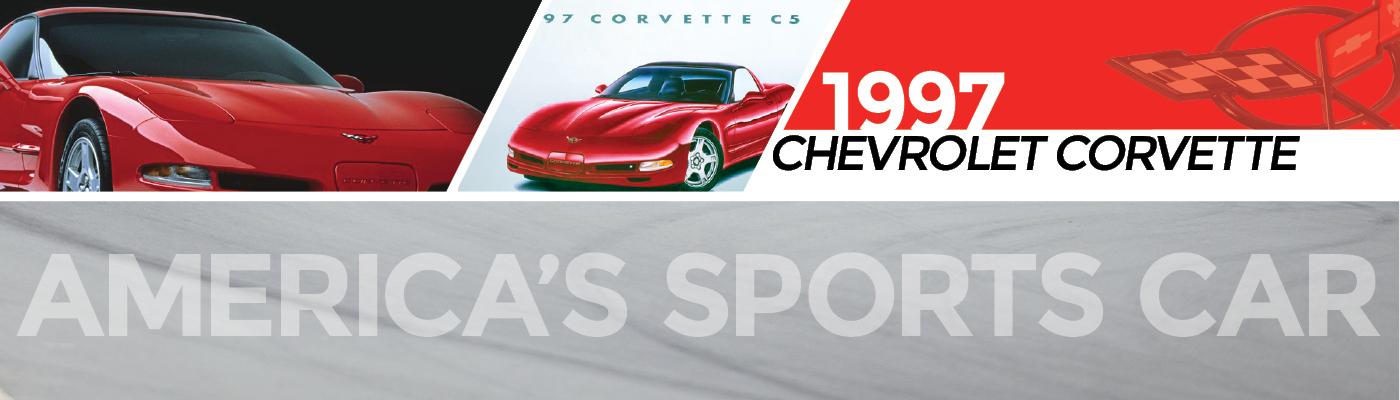 1997 Corvette Specs National Corvette Museum