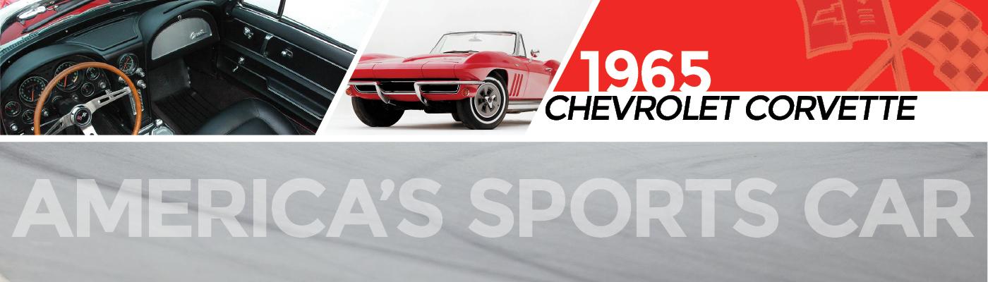 1965 Corvette Specs – National Corvette Museum on