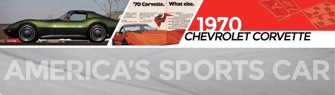 1970 Corvette Specs – National Corvette Museum