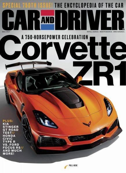 It's Official: 2019 Corvette Will Include a ZR1 – National Corvette