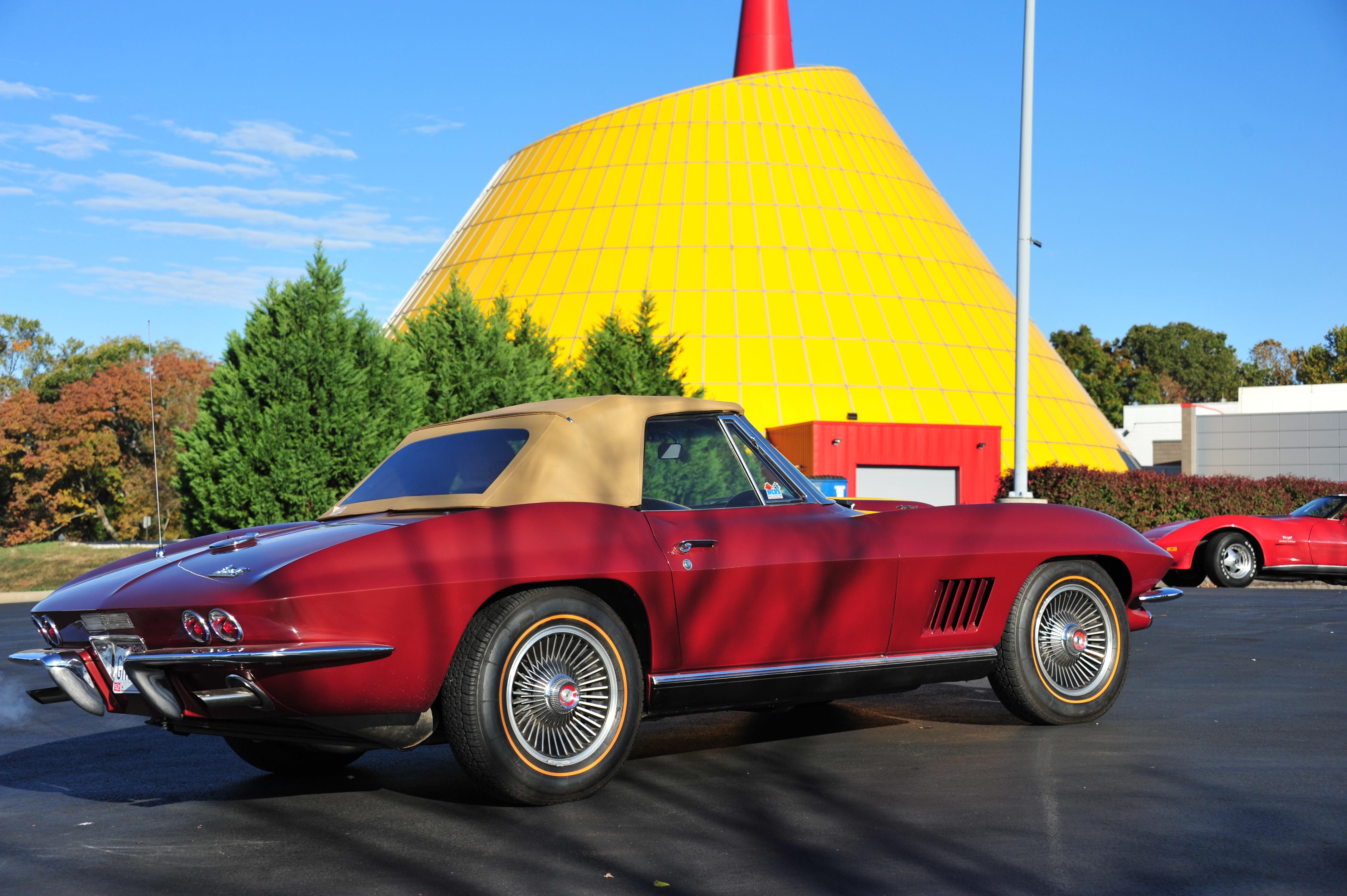 National Corvette Museum >> Museum Receives 1967 Corvette Donation – National Corvette ...