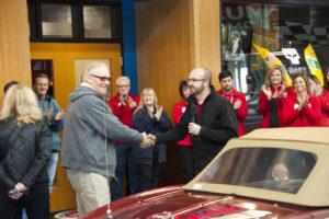 Torok 1967 Corvette Donation