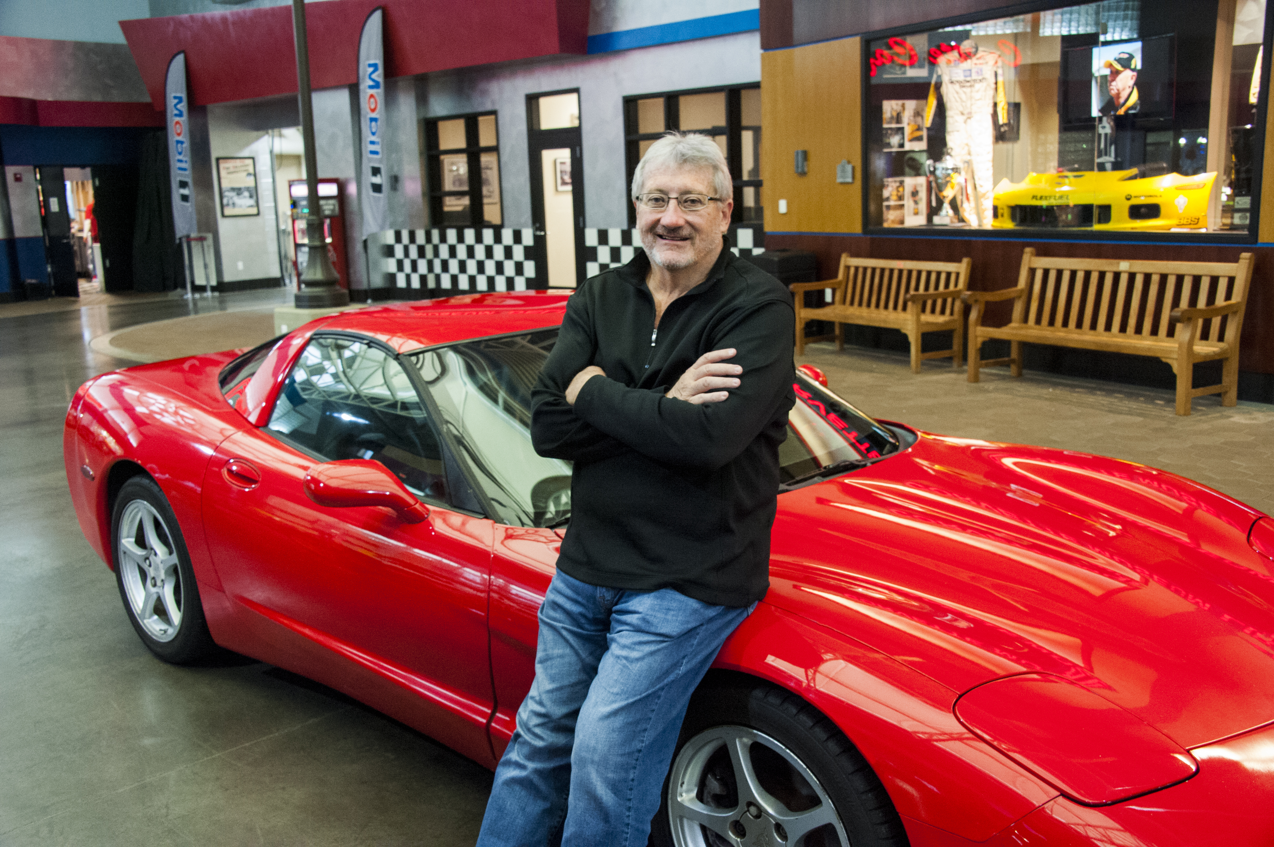 2000 High Mileage Corvette Donation