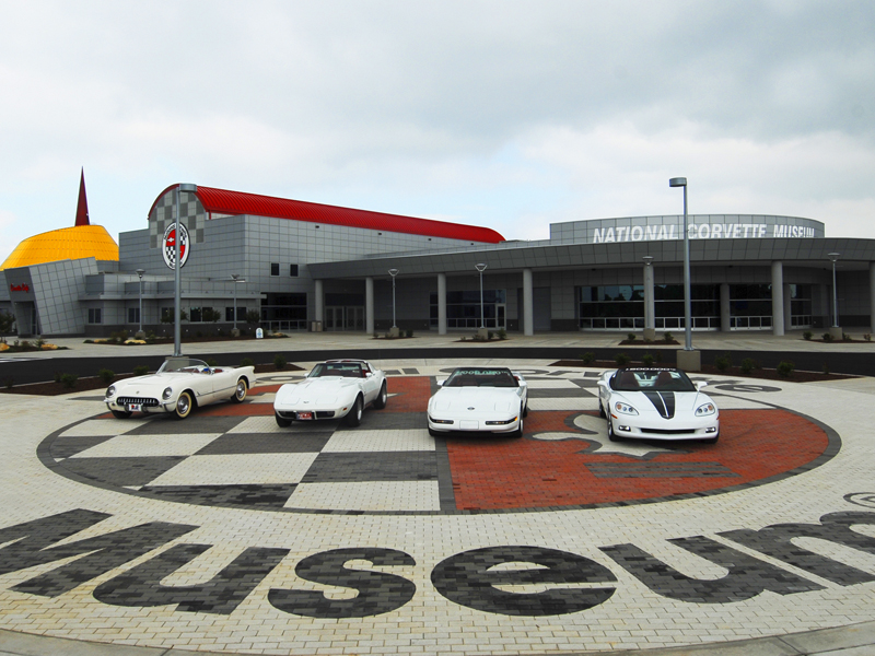 Milestone Corvettes