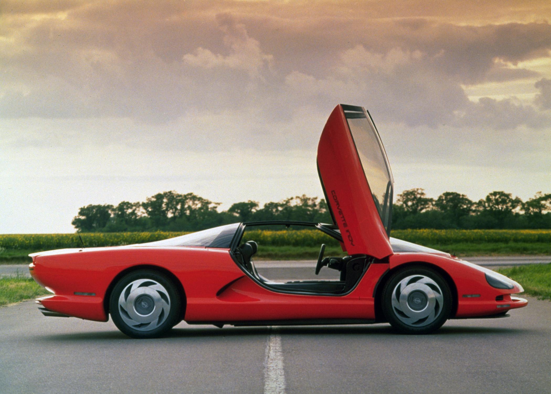 Corvette Profiles – 1986 Corvette Indy