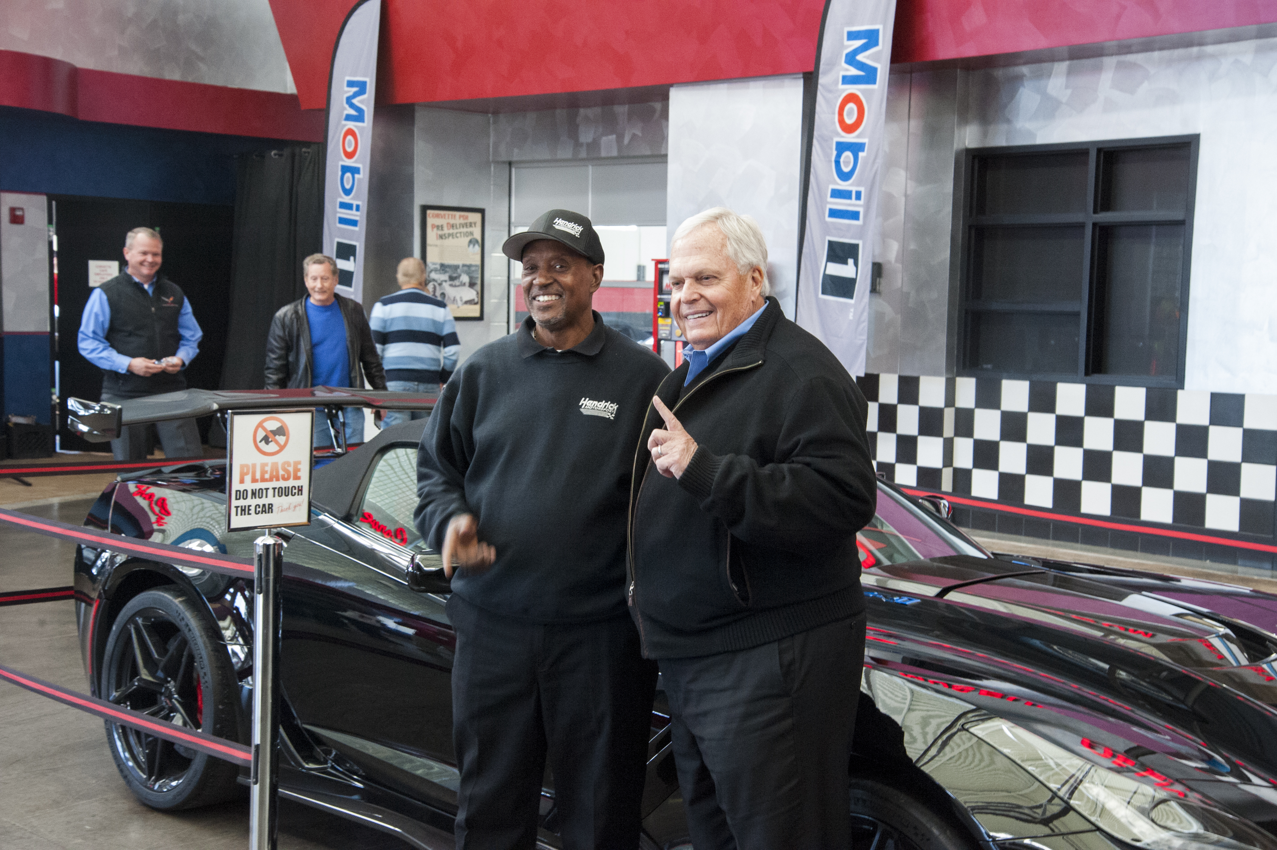 National Corvette Museum >> Rick Hendrick Visits NCM and the First Retail 2019 ZR1 – National Corvette Museum