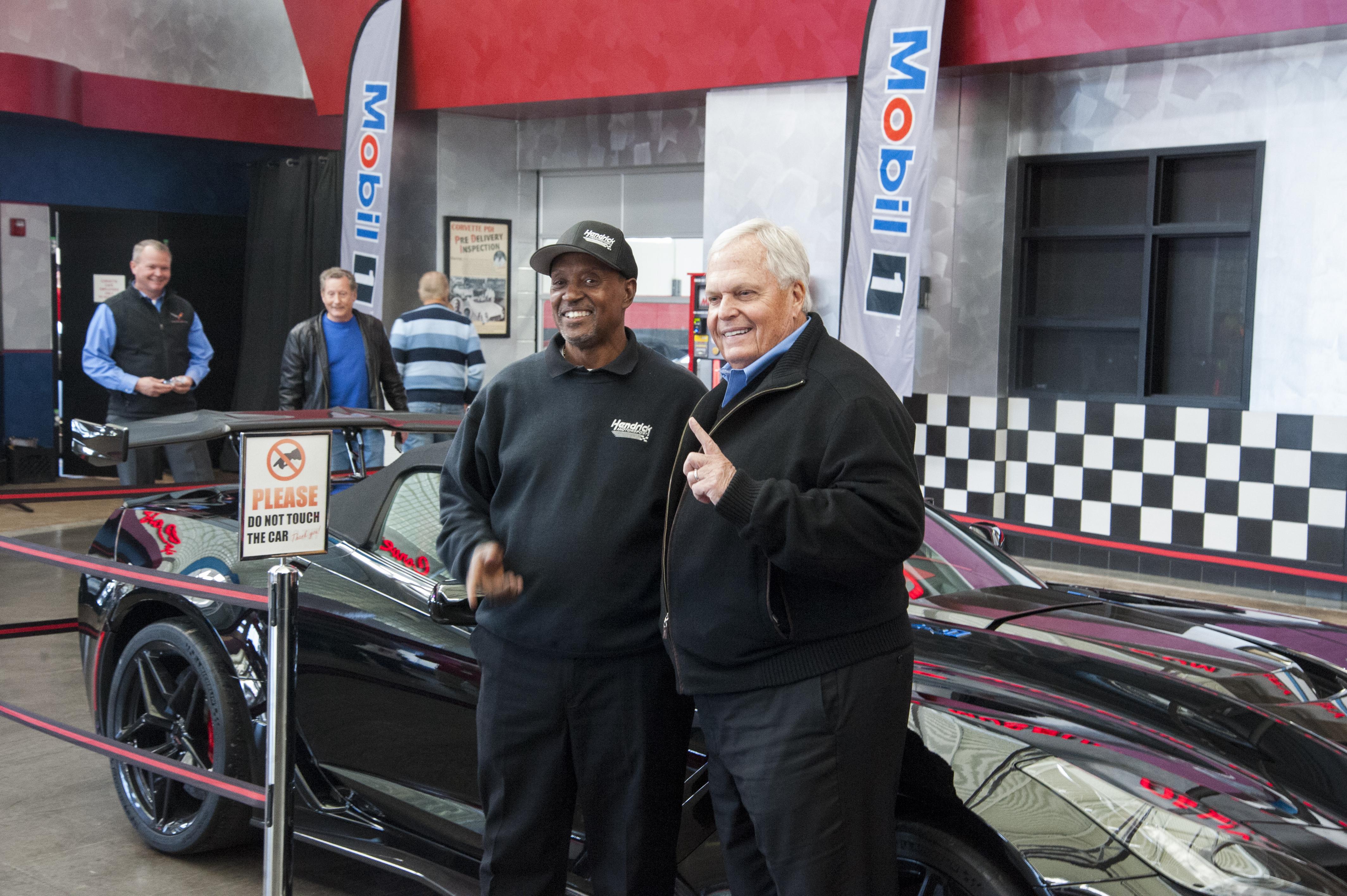 National Corvette Museum >> Rick Hendrick Visits NCM and the First Retail 2019 ZR1 – National Corvette Museum