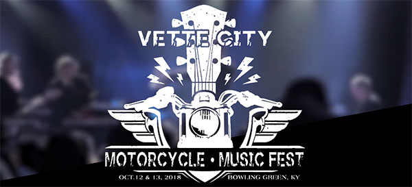 Vette City Motorcycle Music Fest @ National Corvette Museum | Bowling Green | Kentucky | United States