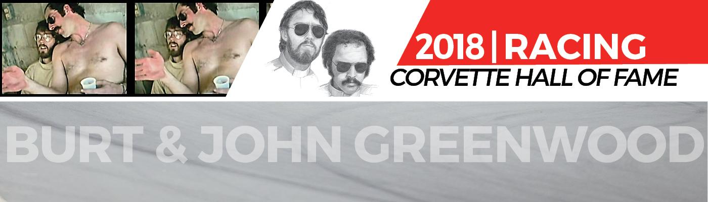 Burt and John Greenwood