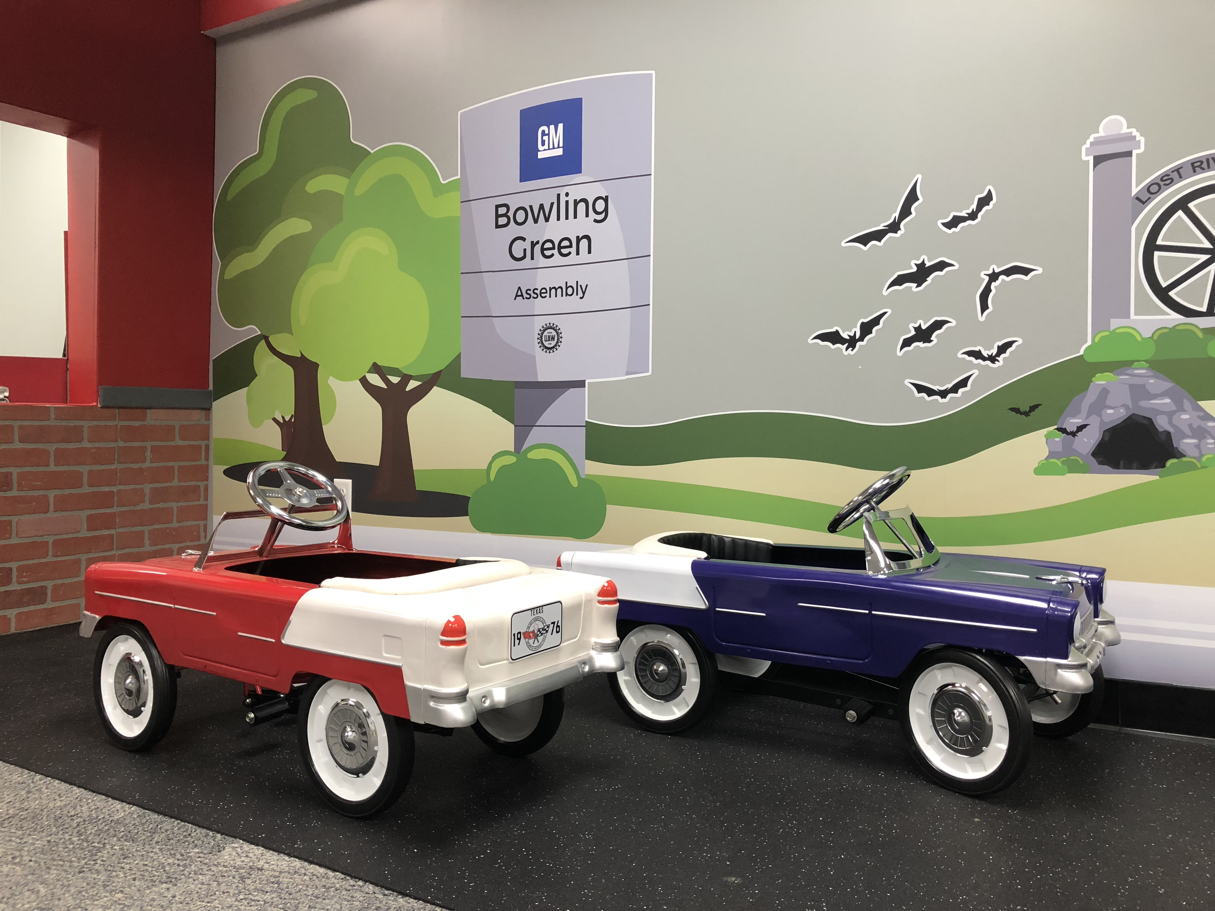 National Corvette Museum >> Newly Remodeled Kidzone Opens At National Corvette Museum National