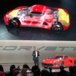 2020 Corvette Trunk Space