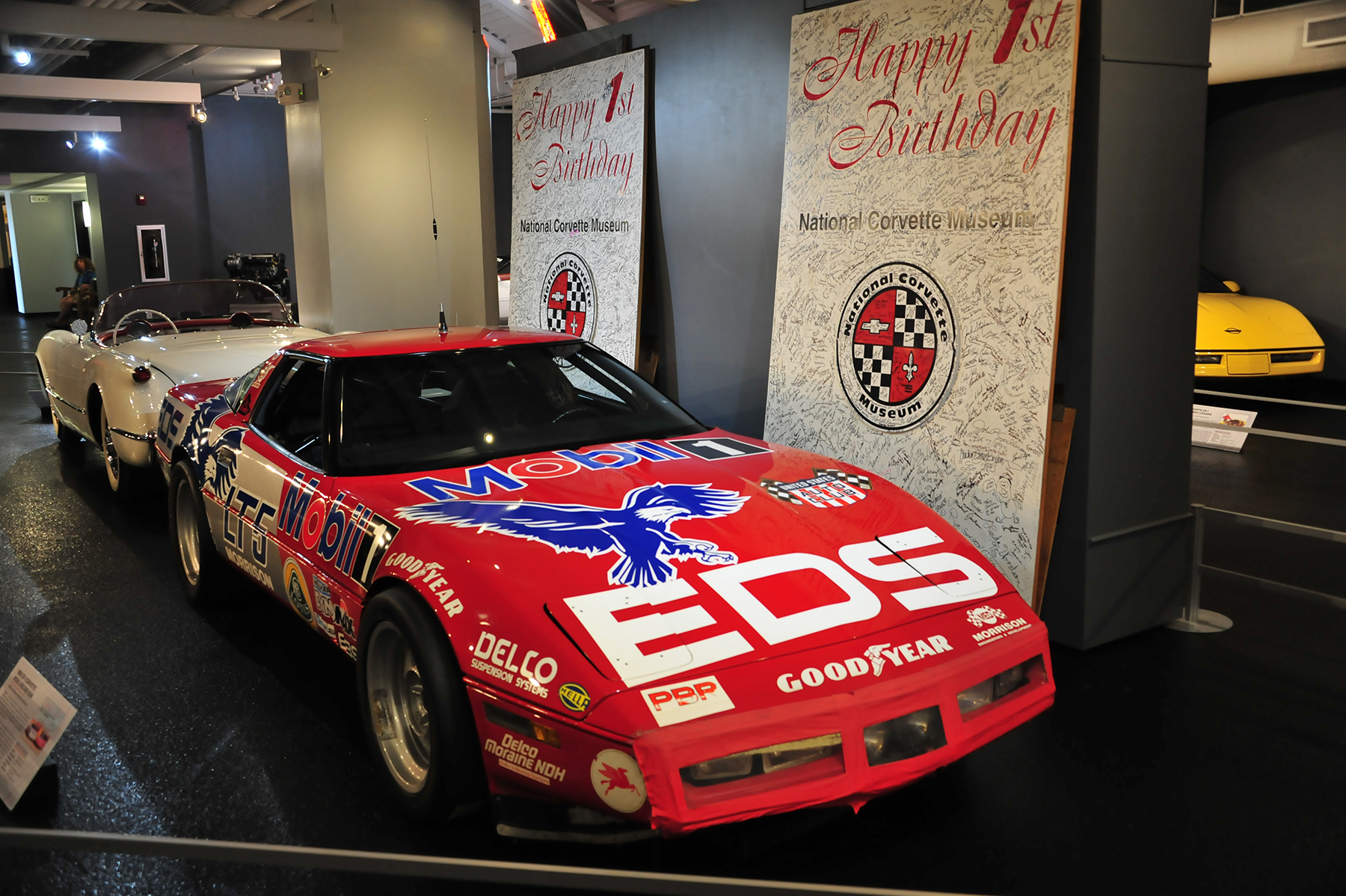 National Corvette Museum >> Epochal Corvettes Displayed in Celebration of Museum's 25th Anniversary – National Corvette Museum