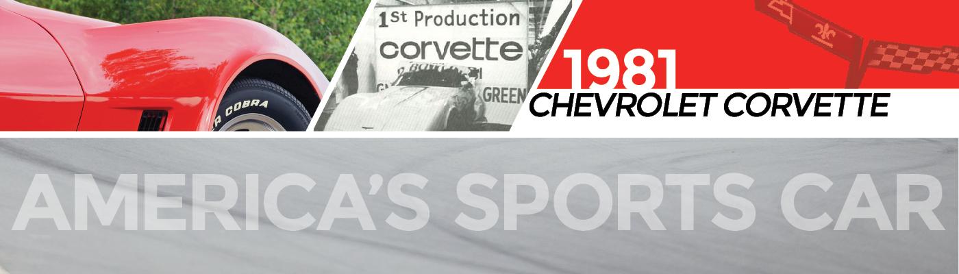 1981 Corvette Specs – National Corvette Museum