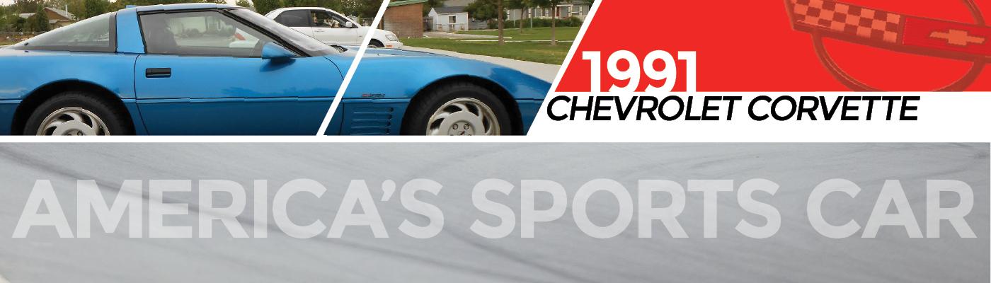 1991 Corvette Specs – National Corvette Museum
