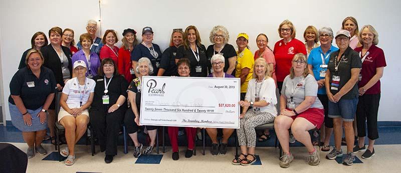 Silver Pearl Sisterhood Awards Funding