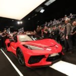2020 Corvette Stingray VIN 001