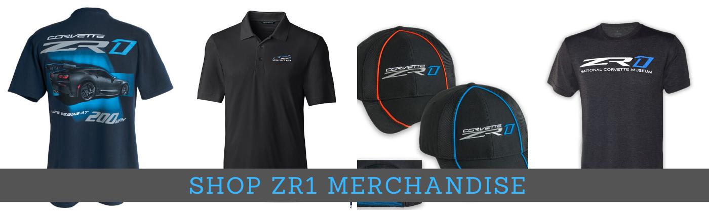 Shop ZR1 Merchandise