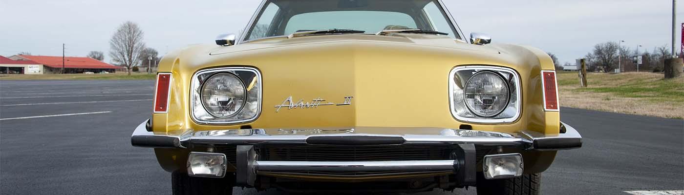 Studebaker Avanti II
