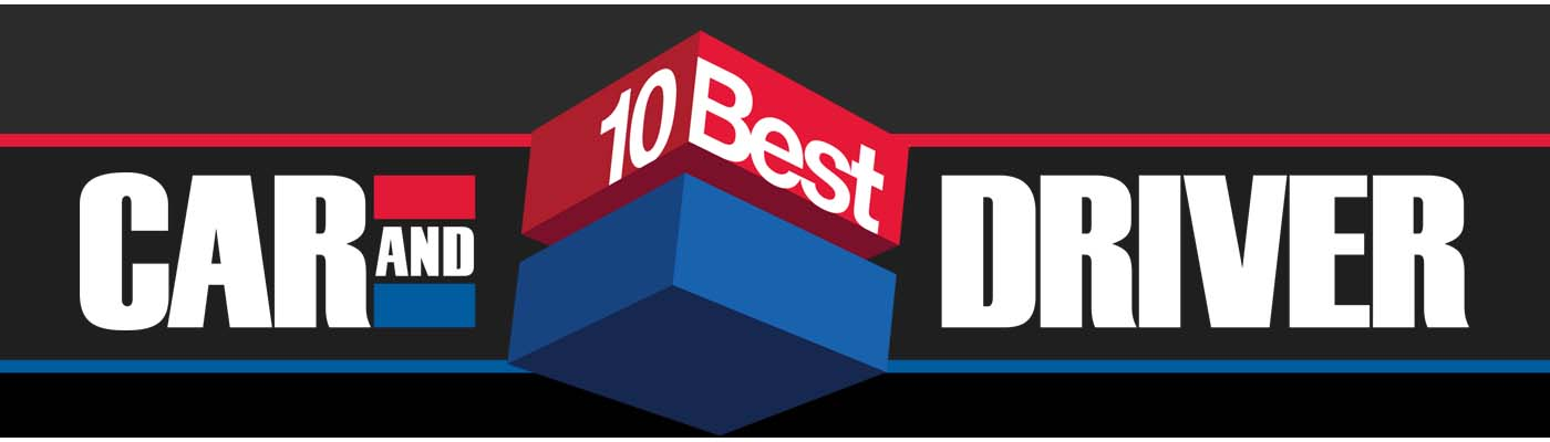 Car and Driver 10Best