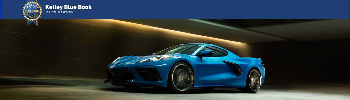 Corvette Named Kelley Blue Book 2020 Best Resale Value Award Winner