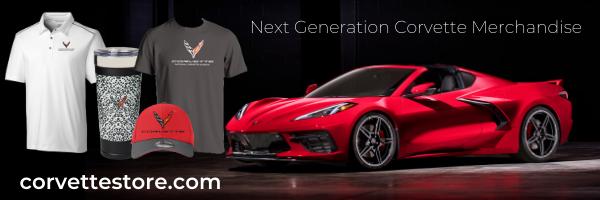 Shop Next Gen Corvette Merch