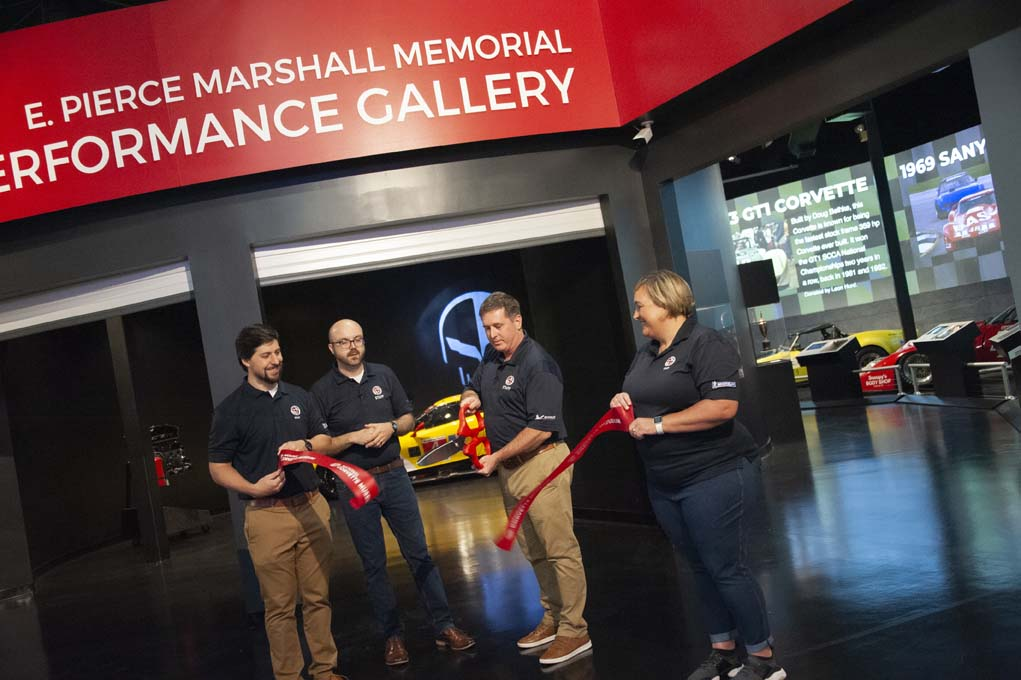 Performance Gallery Ribbon Cutting