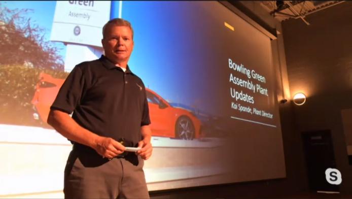 Corvette Team Shares 2020 Stats, 2021 Colors During Michelin Bash Seminar