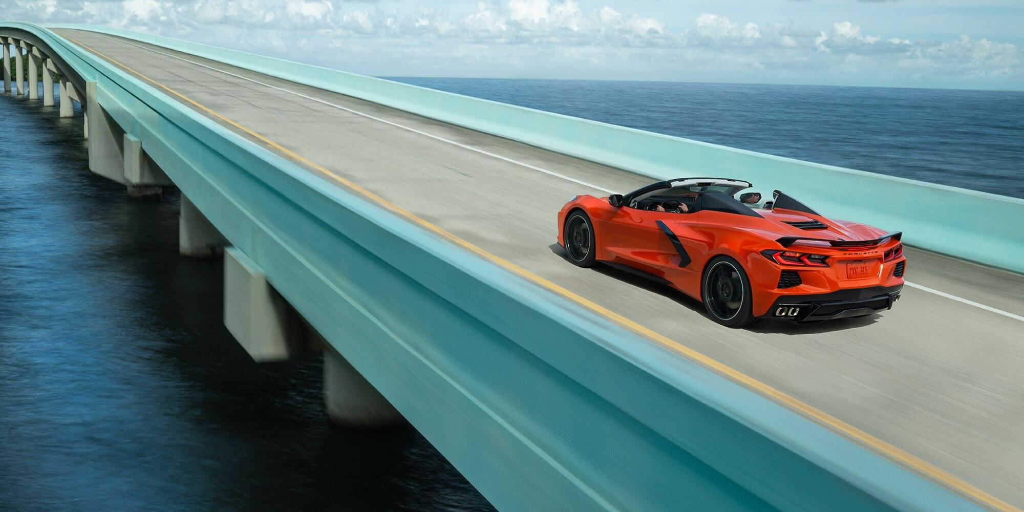 2021 Chevrolet Corvette Stingray: Car and Driver 10Best