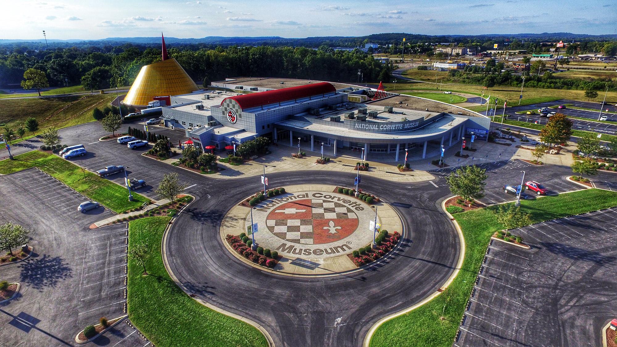 "National Corvette Museum Named ""Best Museum In Kentucky"""