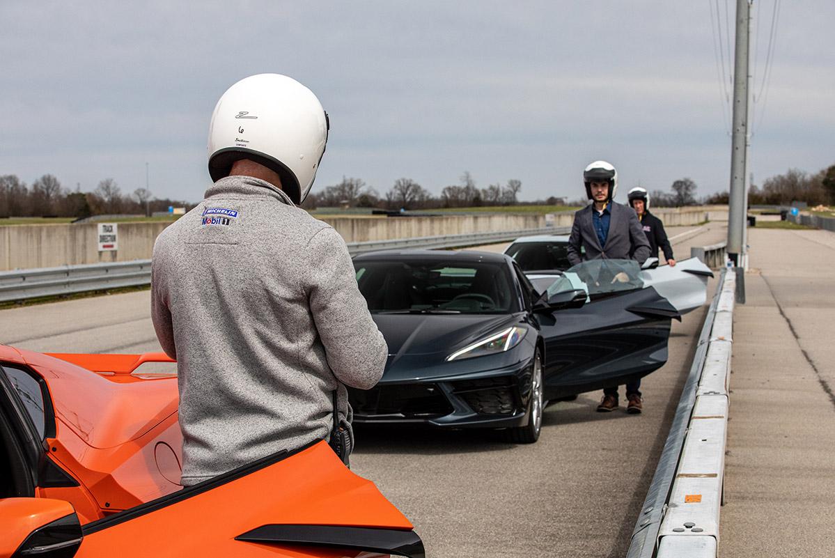 C8 Corvette Wins 'Best Interior' From WardsAuto