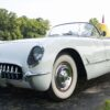 1954 Corvette Donated by David Duggar