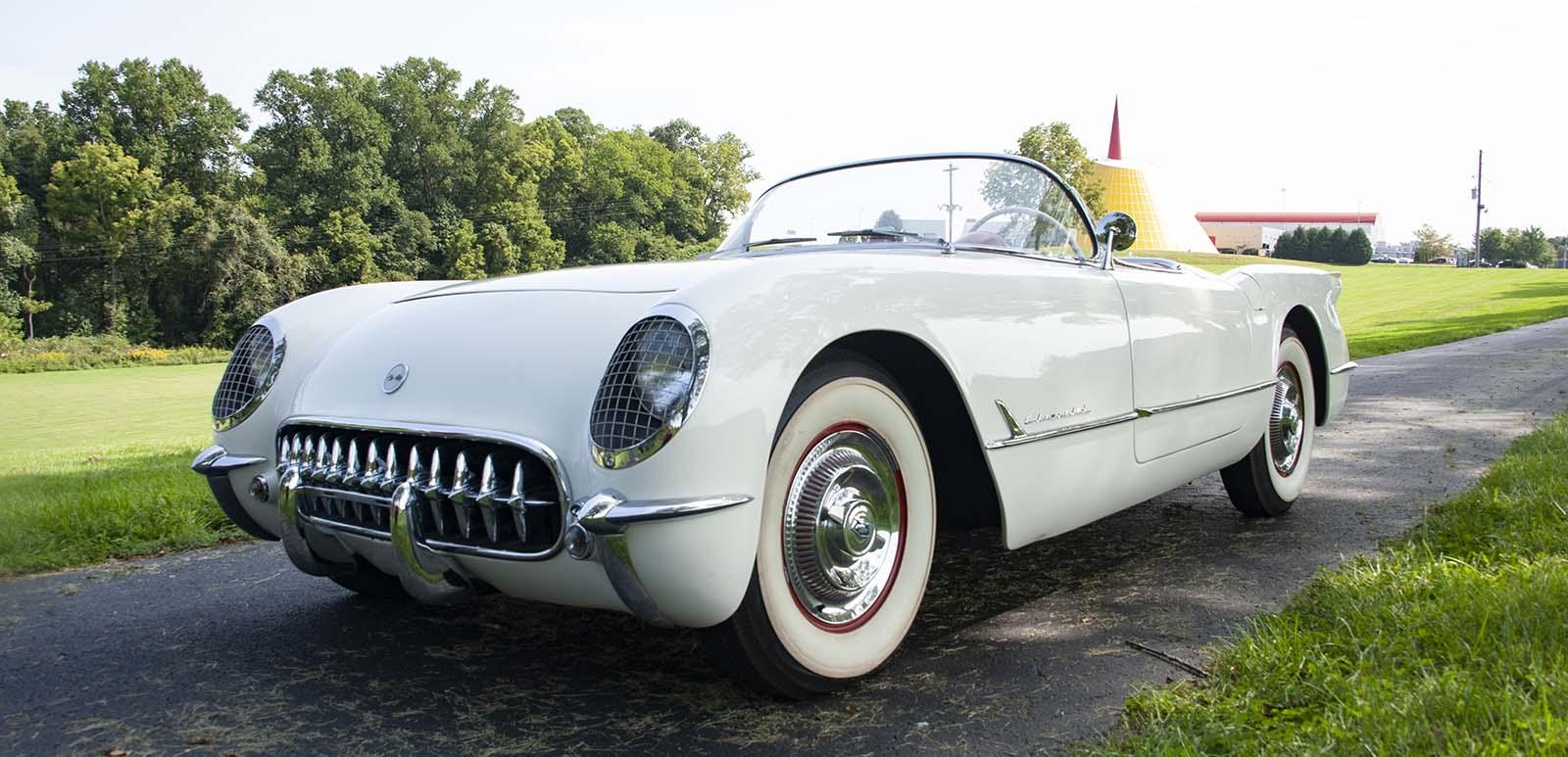 1954 Corvette Donated