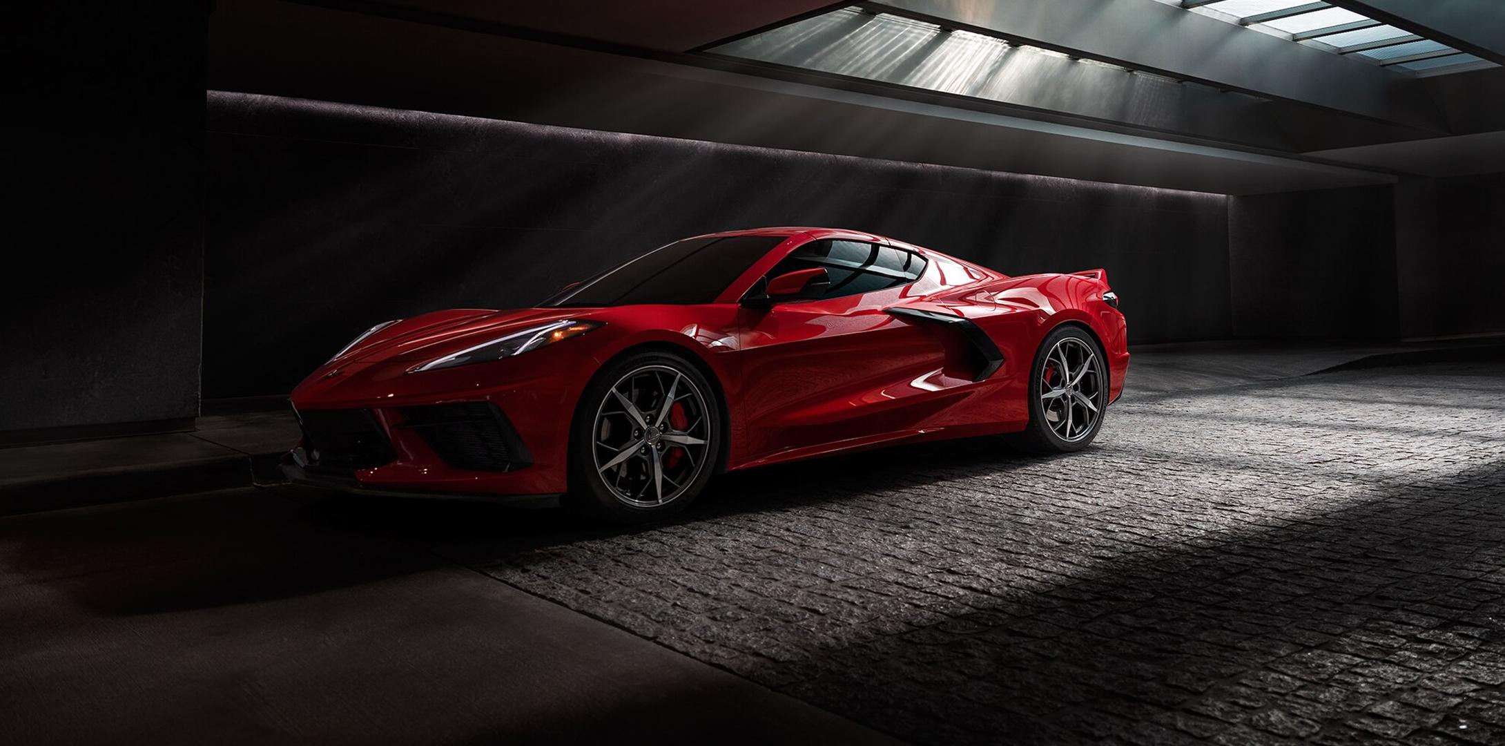 2020 Corvette Final Model Year Stats
