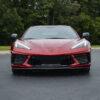 2021 Red Mist Corvette