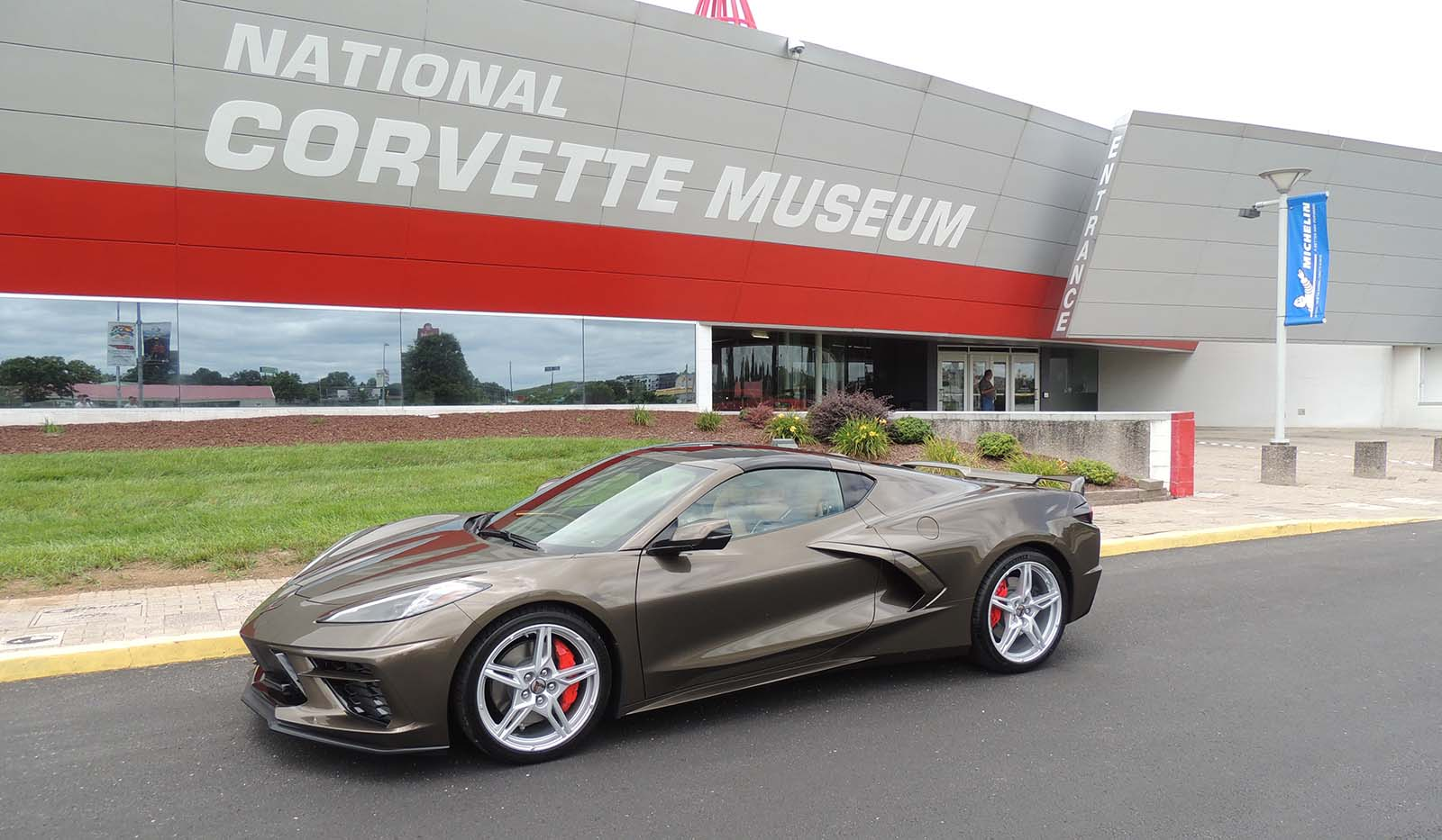 Adam's Polishes Named Official Car Care Product Provider of National Corvette Museum's PDI Area