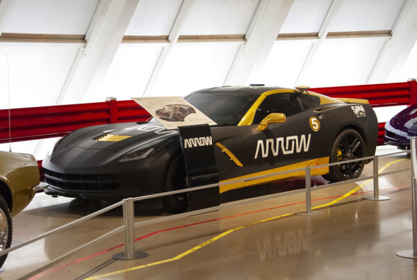 SAM Arrow Corvette