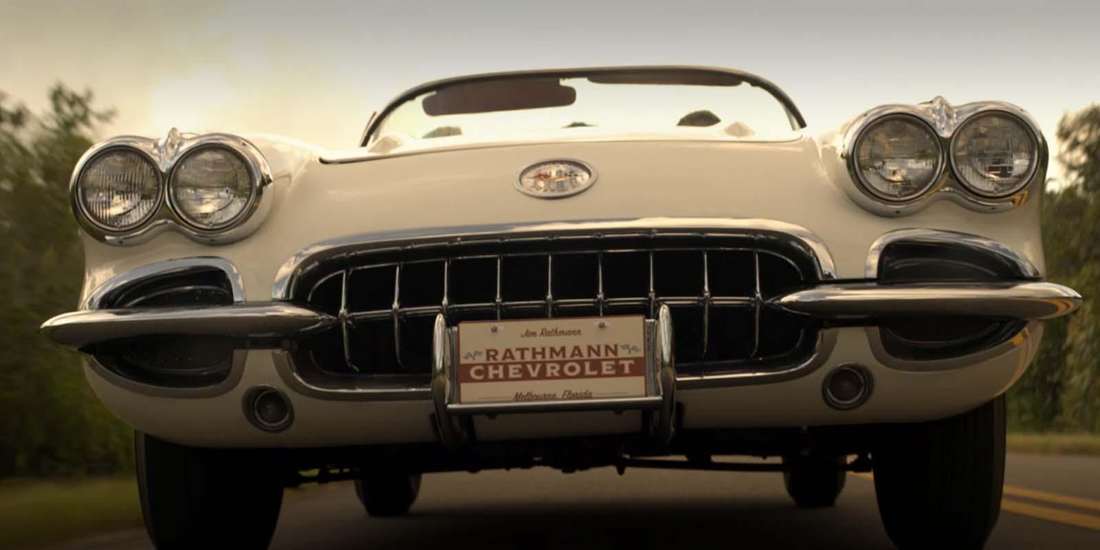 New Disney+ Series Makes for Good Corvette Spotting