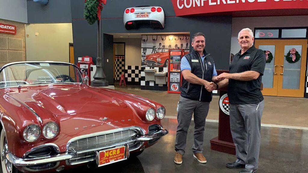 1961 Corvette Donation