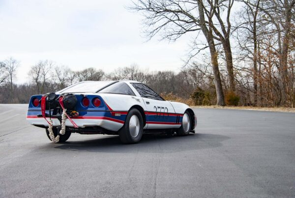 1984 Land Speed Corvette
