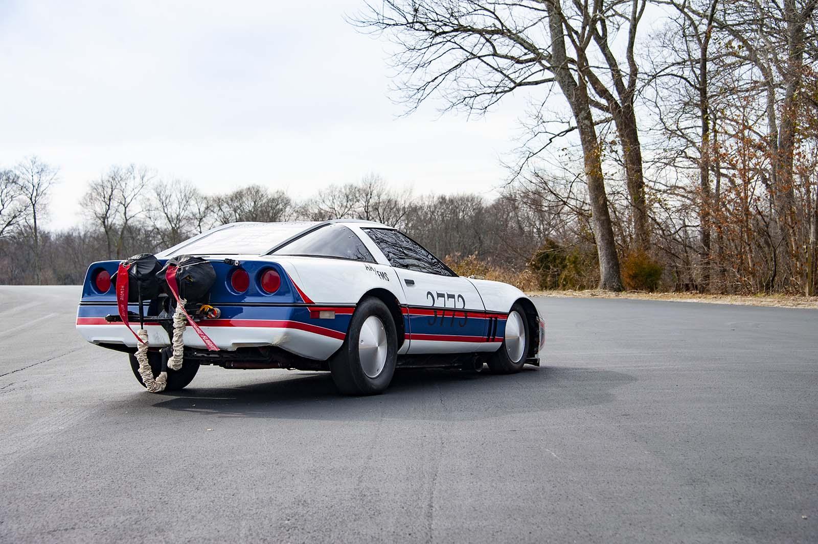National Corvette Museum Receives 'World's Fastest Corvette'