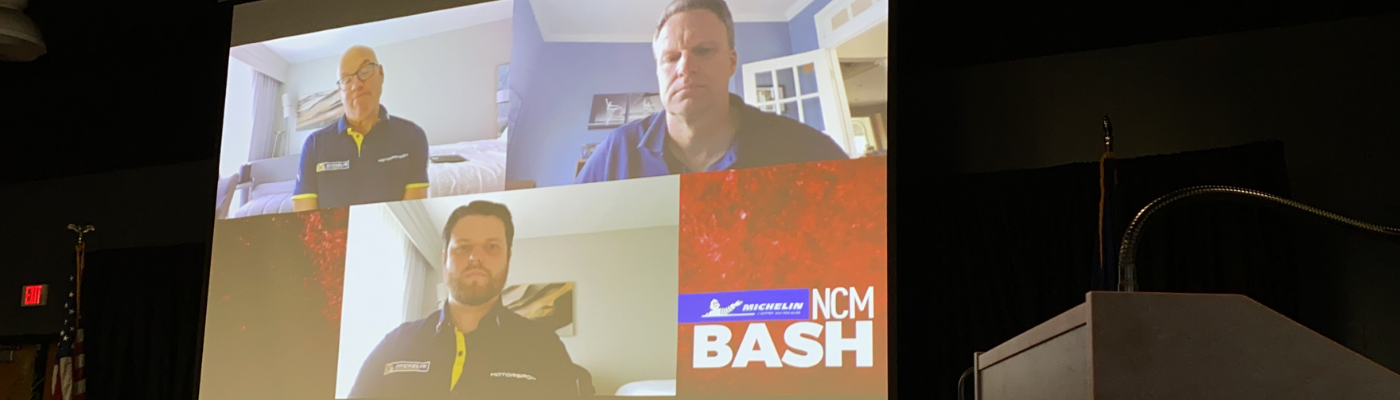 Michelin Update from the 2021 Michelin NCM Bash