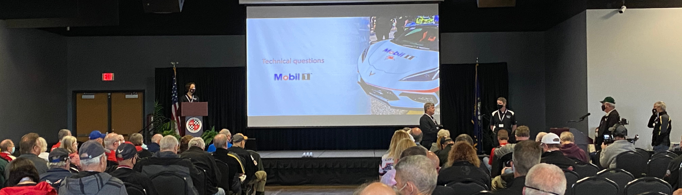 Mobil 1 Update at the Michelin NCM Bash