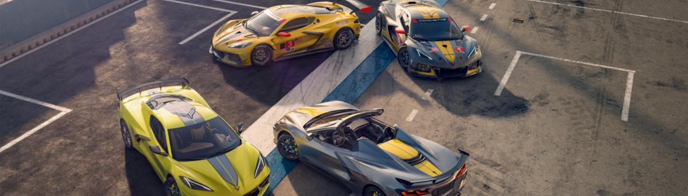 2022 Corvette Stingray IMSA GTLM Championship Edition Announced