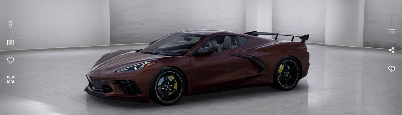 2022 Corvette Stingray Visualizer Now Live